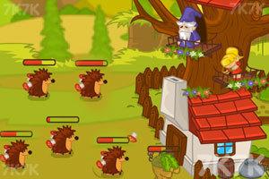 《魔法家园守卫战》游戏画面1