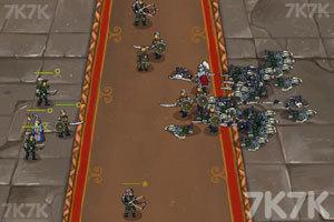 《皇族守卫军2全面进攻》游戏画面5