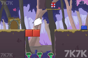 《小猪森林大冒险》游戏画面2