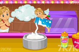《美味的情人节蛋糕》游戏画面2