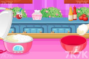 《美味的情人节午餐》游戏画面2