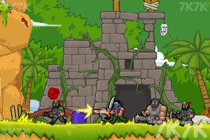 《狂暴战士》游戏画面2