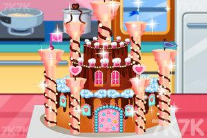 《公主的城堡蛋糕4》游戏画面3