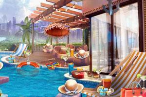 《温泉度假中心》游戏画面1