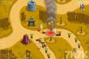 《元素守卫战中文版》游戏画面5