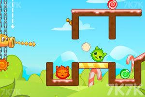 《红色和绿色2升级版》游戏画面4