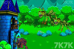 《城堡防卫者》游戏画面3