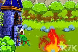 《城堡防卫者》游戏画面1
