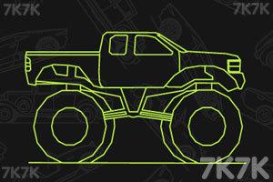 《3D汽车演变史》游戏画面8