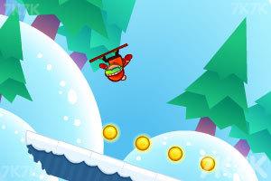 《滑雪去冒险》游戏画面2