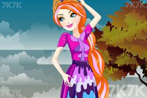 《龙女莉奥尔》游戏画面3