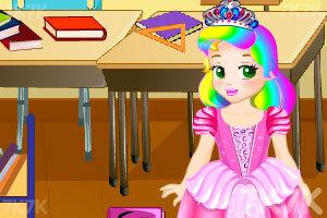 《朱丽叶公主逃离学校》游戏画面2