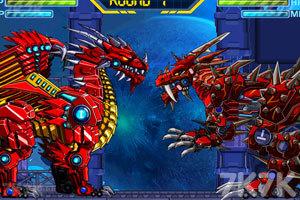《组装暴力霸王龙》游戏画面3
