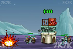 《荒地围攻》游戏画面3
