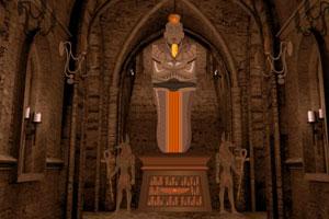 《逃离木乃伊城堡》游戏画面1