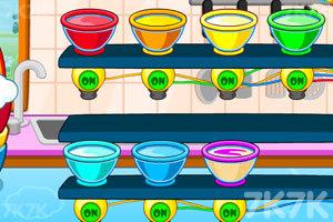 《五颜六色的蛋糕》游戏画面4
