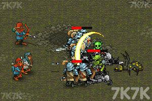 《皇家的英雄》游戏画面6