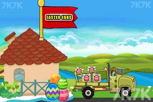 《彩蛋运输车》游戏画面2