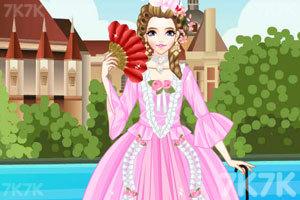 《贵族美女》游戏画面3