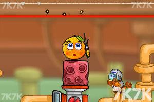 《拯救橙子太空旅行无敌版》游戏画面2