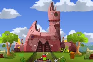《城堡救援》游戏画面1