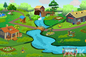 《小马车逃脱》游戏画面1
