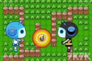 《炸弹人的狂欢》游戏画面1