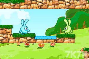 《开心小兔大闯关》游戏画面3