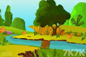 《松鼠逃出洞穴》游戏画面1