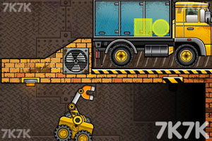 《卡车装载机5选关版》游戏画面5