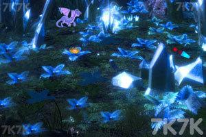 《逃离阿凡达森林》游戏画面1