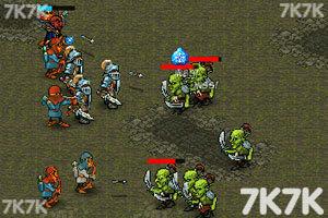 《皇家的英雄中文版》游戏画面3