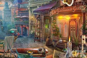 《巴黎式浪漫》游戏画面1
