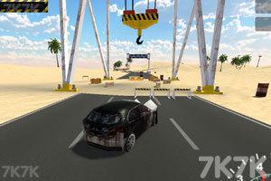 《热砂竞赛》游戏画面3