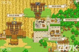 《龙族要塞无敌版》游戏画面3
