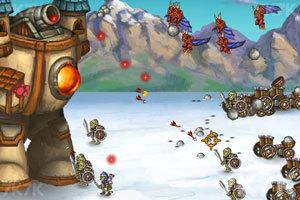 《移动的城堡》游戏画面2