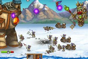 《移动的城堡》游戏画面1