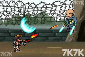 《合金武器无敌版》游戏画面4