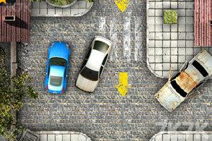 《老旧的停车场》游戏画面4
