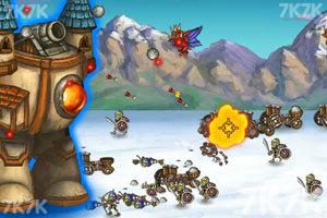 《移动的城堡无敌版》游戏画面3