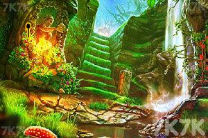 《森林老鹰逃脱》游戏画面1