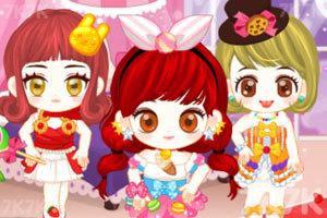 《阿sue之糖果女孩》游戏画面2