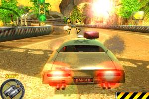 《暴力飙车》游戏画面3