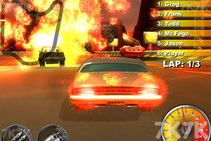 《暴力飙车》游戏画面5