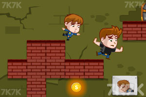 《警局双雄》游戏画面4