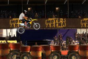 《摩托车竞技场》游戏画面1
