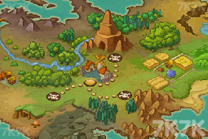 《岛屿防御战》游戏画面1