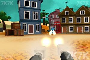 《丹尼的战争》游戏画面2
