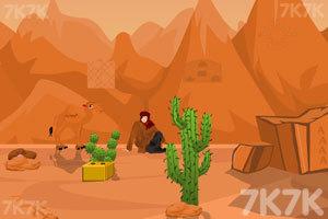 《救鹰逃离沙漠》游戏画面1