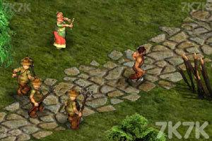 《国王的岛屿中文无敌版》游戏画面2
